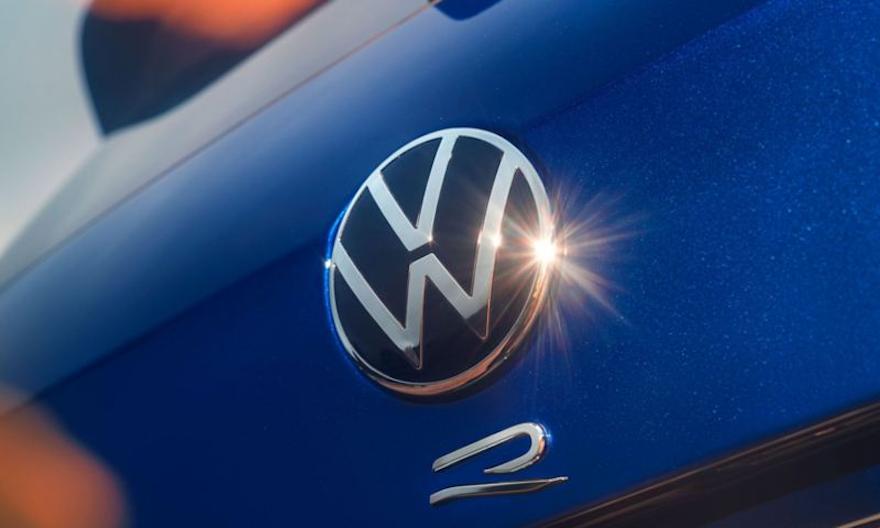 R-logo VW Volkswagen Tiguan R