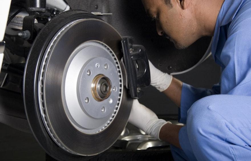 Ford bremser og bremseskiver