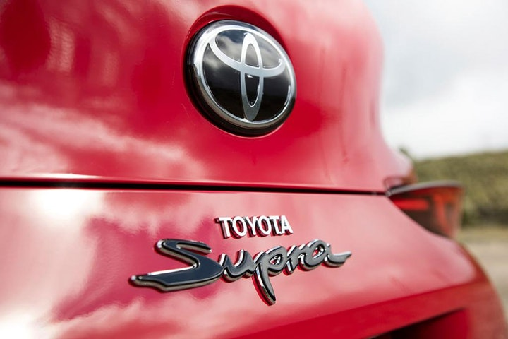 Foto: Kampanjebilde - 2019-Toyota-GR-Supra-red-studio-005_4-web.jpg
