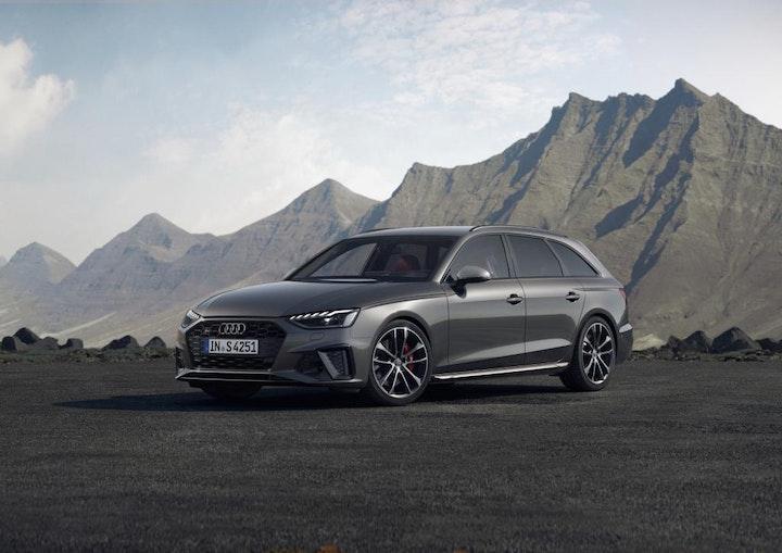 Foto: Kampanjebilde - Audi A4 Limousine.jpg