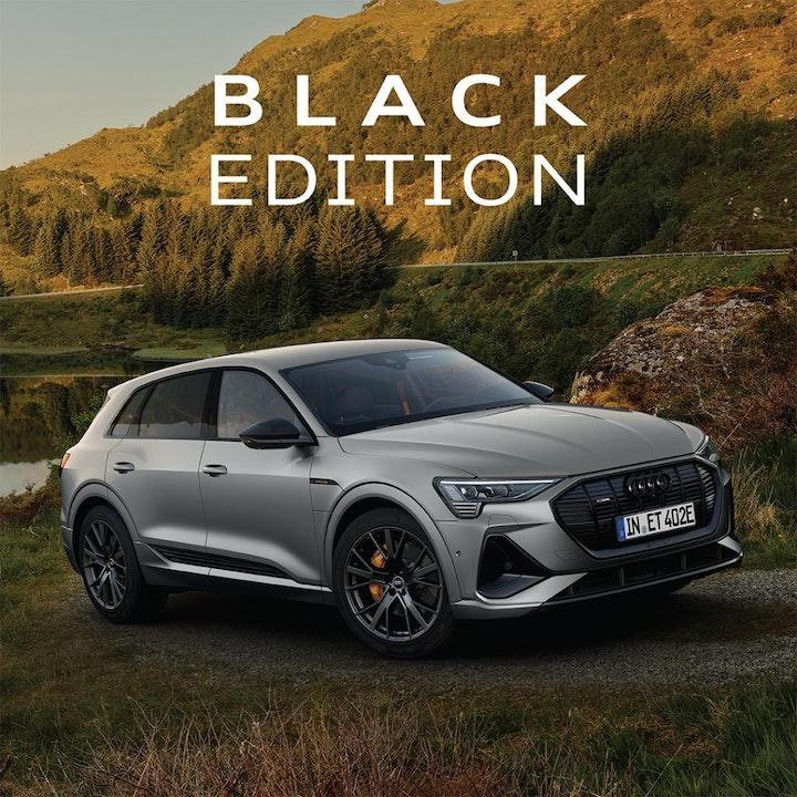 Foto: Kampanjebilde - Audi e-tron Black Edition karusell-1.jpg