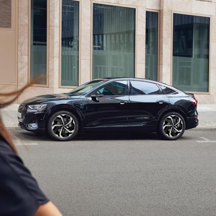 Foto: Kampanjebilde - Audi e-tron Sportback Black Edition facebook karusell-4.jpg