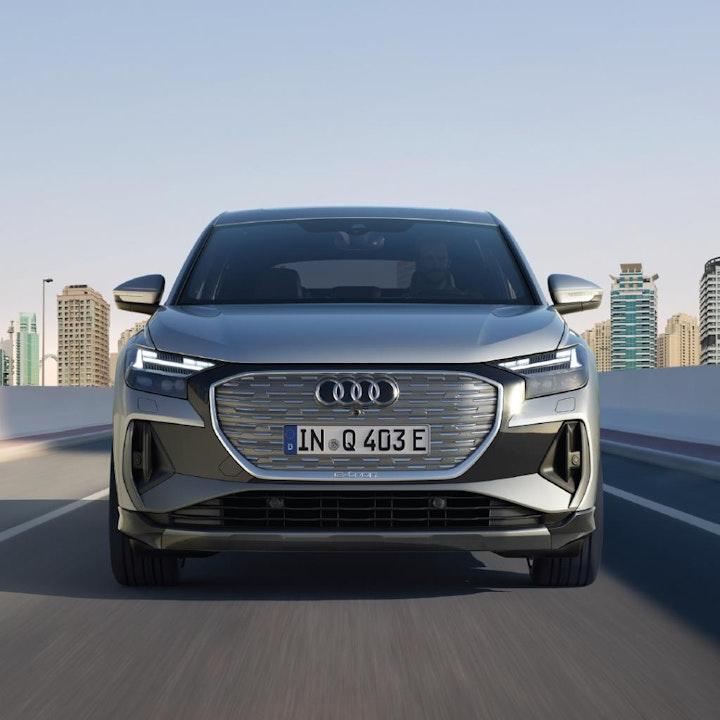 Foto: Kampanjebilde - Audi Q4 e-tron Sportback karusell-2.jpg