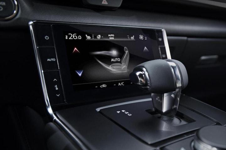 Foto: Kampanjebilde - MAZDA MX-30_Detail_7-inch touchscreen display_EU specification_22.jpg